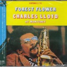 CDs de Música: CHARLES LLOYD – FOREST FLOWER ( JAPAN IMPORT ). Lote 218905647