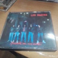 CDs de Música: LOS SUAVES. MALDITA SEA MI SUERTE (DOBLE CD 1991 ). Lote 218916671