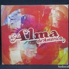 CDs de Música: ALMA DE AMERICA - CD. Lote 218916732