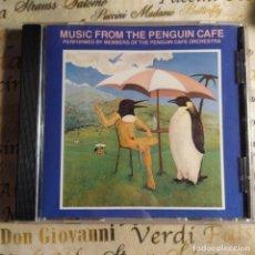 CD de Música: PENGUIN CAFE ORCHESTRA - MUSIC FROM THE PENGUIN CAFE (CD, ALBUM) (VIRGIN) EEGCD 27 (D:NM). Lote 218924133
