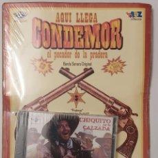 CDs de Música: BANDA SONORA AQUÍ LLEGA CONDEMOR. Lote 218935312