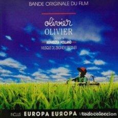 CDs de Música: OLIVIER, OLIVIER + EUROPA, EUROPA / ZBIGNIEW PREISNER CD BSO. Lote 218938242