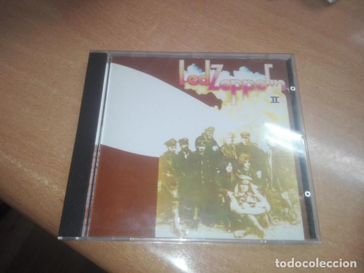 LED ZEPPELIN - II (Música - CD's Heavy Metal)