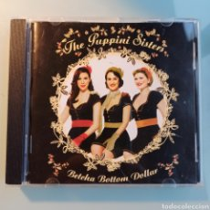 CDs de Música: THE PUPPINI SISTERS – BETCHA BOTTOM DOLLAR (VERVE RECORDS – 9857592, EUROPE, 2006). Lote 218949340