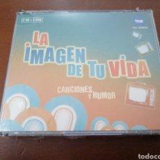 CDs de Música: 2 CD + 2 DVD PRECINTADO LA IMAGEN DE TU VIDA CANCIONES Y HUMOR LOQUILLO BURNING ALASKA 2006. Lote 218975253