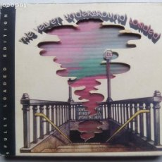 CDs de Música: THE VELVET UNDERGROUND LOADED. FULLY LOADED EDITION. CD DOBLE RHINO RECORDS. EU 1997. LOU REED.. Lote 218978845