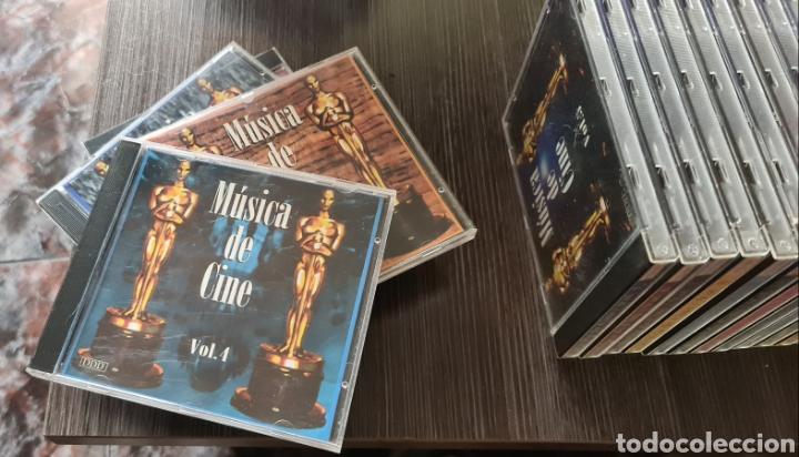 CDs de Música: Colección 20 cds MUSICA DE CINE - Foto 2 - 218984037