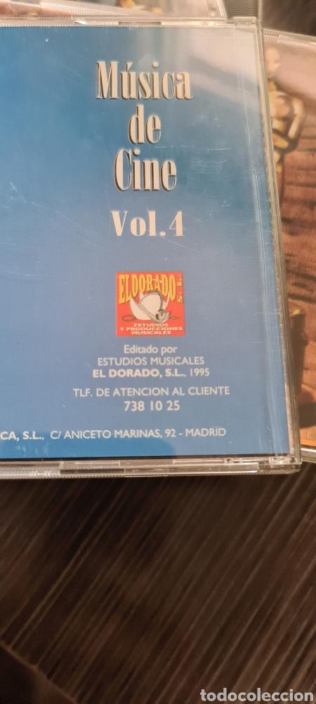 CDs de Música: Colección 20 cds MUSICA DE CINE - Foto 3 - 218984037
