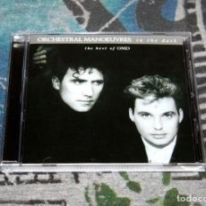 CDs de Música: ORCHESTRAL MANOEUVRES IN THE DARK - THE BEST OF OMD - VI 793582 - LC 11955 - DISKY - CD. Lote 218994661