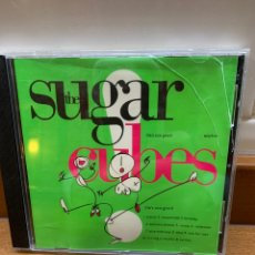CDs de Música: BJORK : THE SUGAR CUBES. Lote 219016317