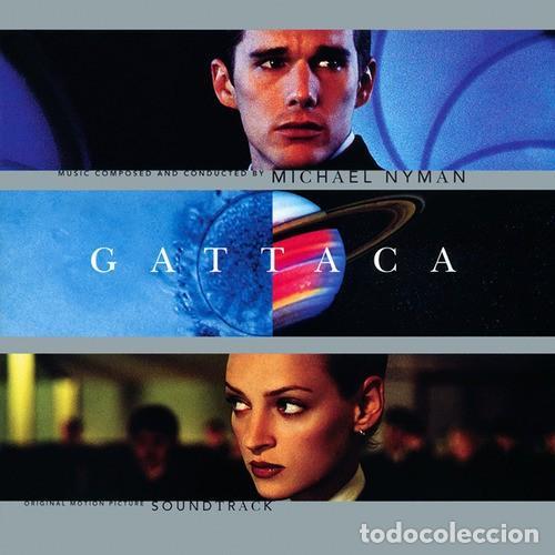 GATTACA / MICHAEL NYMAN CD BSO (Música - CD's Bandas Sonoras)