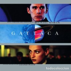 CDs de Música: GATTACA / MICHAEL NYMAN CD BSO. Lote 219029342