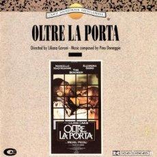 CDs de Música: OLTRE LA PORTA / PINO DONAGGIO CD BSO. Lote 219030446