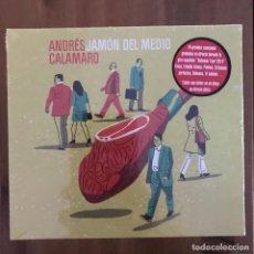 CDs de Música: ANDRÉS CALAMARO - JAMÓN DEL MEDIO - CD WARNER 2014 NUEVO. Lote 219065400