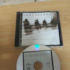 CDs de Música: APOCALYPTICA - PLAYS METALLICA FOUR CELLOS. Lote 219180318