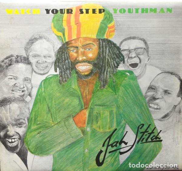 JAH STITCH ?– WATCH YOUR STEP YOUTHMAN (Música - CD's Reggae)