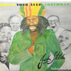 CDs de Música: JAH STITCH ?– WATCH YOUR STEP YOUTHMAN. Lote 219188557
