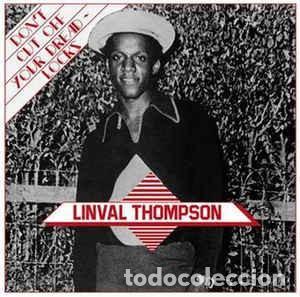 LINVAL THOMPSON – DONT CUT OFF YOUR DREADLOCKS (Música - CD's Reggae)