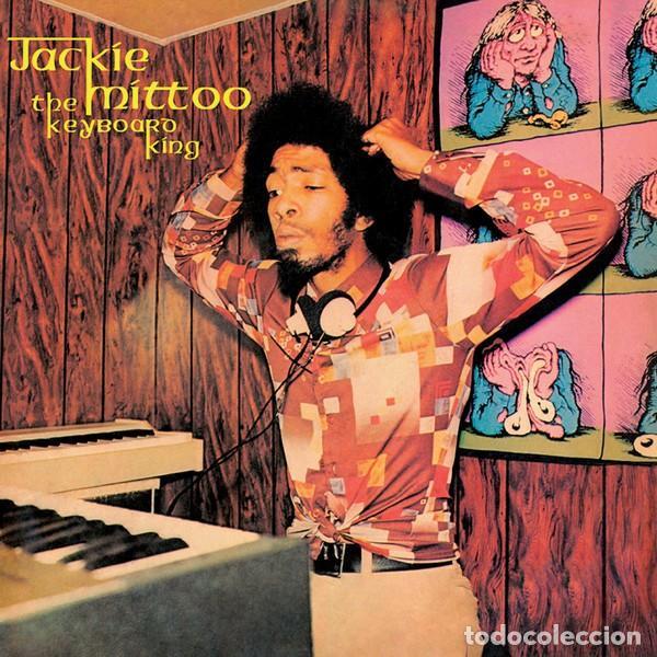 JACKIE MITTOO – THE KEYBOARD KING (Música - CD's Reggae)