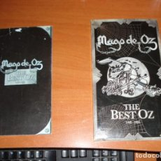 CDs de Música: MAGO DE OZ- THE BEST OZ 1988-2006 3 CD + DVD. Lote 219197806