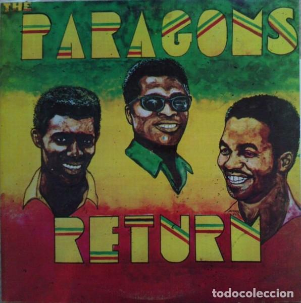 THE PARAGONS – THE PARAGONS RETURN (Música - CD's Reggae)