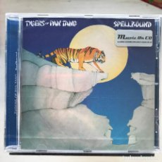 CDs de Música: TYGERS OF PAN TANG - SPELLBOUND (1981) - CD MUSIC ON CD 2019 NUEVO. Lote 219213870