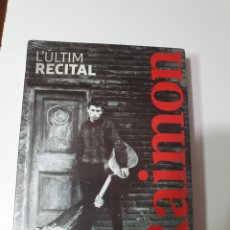 CDs de Música: RAIMON, L'ÚLTIM RECITAL, 2 CD + UN DVD, DEL ANY 2018, NOU PRECINTAT ORIGINAL, SENSA ESTRENAR.. Lote 219236248