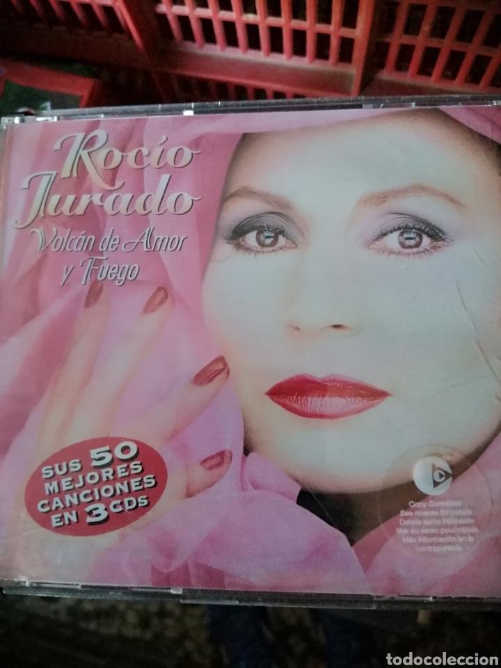 """ROCÍO JURADO """"VOLCAN DE FUEGO"""" (Música - CD's Flamenco, Canción española y Cuplé)"""