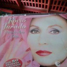 """CDs de Música: ROCÍO JURADO """"VOLCAN DE FUEGO"""". Lote 219236938"""