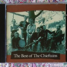 CDs de Música: THE CHIEFTAINS - THE BEST OF THE CHIEFTAINS CD - FOLK. Lote 219243058