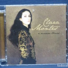 CDs de Música: CLARA MONTES - A MANOS LLENAS - CD. Lote 219278631
