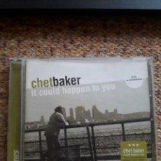 CDs de Musique: CHET BAKER , IT COULD HAPPEN TO YOU , CD , BUEN ESTADO ENVIO ECONOMICO. Lote 219279080