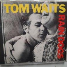 CDs de Música: TOM WAITS- RAIN DOGS- CD- EN BUEN ESTADO.. Lote 219292955