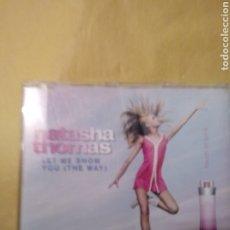 CDs de Música: NATASHA THOMAS LET ME SHOW (THE WAY).. Lote 219300323