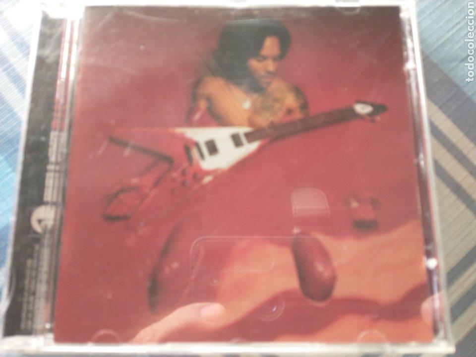 LENNY KRAVITZ CD (Música - CD's Rock)
