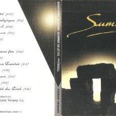 CDs de Música: JEAN-PIERRE JOLICARD - SUMMER SOLSTICE (CD DIGIPACK, DISCOS PIERRE VERANY 1996). Lote 219313390