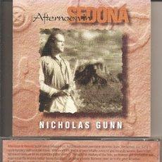 CDs de Música: NICHOLAS GUNN - AFTERNOON IN SEDONA (CD, REAL MUSIC 1993). Lote 219319707