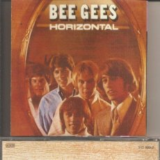 CDs de Música: BEE GEES - HORIZONTAL (CD, POLYDOR 1991). Lote 219321443