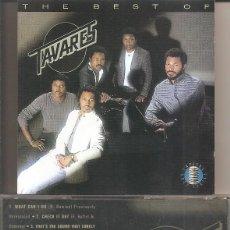 CDs de Música: TAVARES - THE BEST OF TAVARES (CD, CAPITOL RECORDS 1993). Lote 219322521