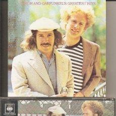 CDs de Música: SIMON AND GARFUNKEL - GREATEST HITS (CD, CBS 1986). Lote 219325143