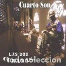 CDs de Musique: CUARTO SON - LAS DOS CUBANAS - NUEVO Y PRECINTADO. Lote 219334313
