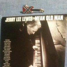 CDs de Música: JERRY LEE LEWIS. MEAN OLD MAN. Lote 219343668