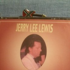CDs de Música: JERRY LEE LEWIS. BY INVITATION ONLY. DOUBLE CD.. Lote 219343751