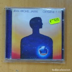 CDs de Música: JEAN MICHEL JARRE - OXYGENE 7 - 13 - CD. Lote 219381302