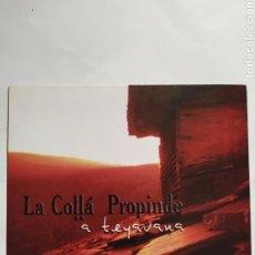 CDs de Música: LA COLLA PROPINDE A TEYAVANA (FELPEYU, ETC) FOLK ASTURIAS. Lote 219389496
