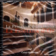 CDs de Música: COBLA PRINCIPAL DE LA BISBAL - LA FONTANA D'OR. Lote 219409797