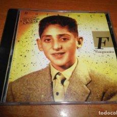 CDs de Música: FRANCO BATTIATO FISIOGNOMICA CANTADO EN ESPAÑOL CD ALBUM AÑO 1998 CONTIENE 8 TEMAS. Lote 219412090