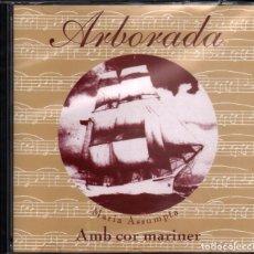 CDs de Música: GRUP ARBORADA - AMB COR MARINER. Lote 219414817