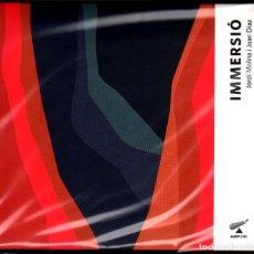 CDs de Música: JORDI MOLINA - IMMERSIÓ. Lote 219418291
