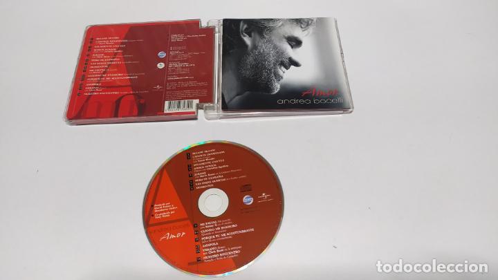 CDs de Música: andrea bocelli lote 2 cd´s buen estado - Foto 2 - 219431883
